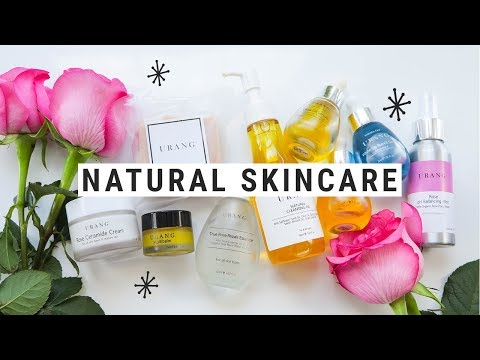 My Current Favorite Natural, Organic Skincare | URANG REVIEW