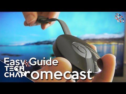 How To Set Up a Chromecast | Easy Guide