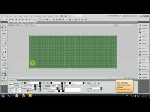 Creating a Professional Banner with Adobe Fireworks
