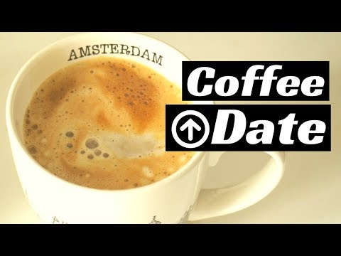 Coffee (UP) Date - Moving to Europe, Movies I've Watched and Dutch Vlogs