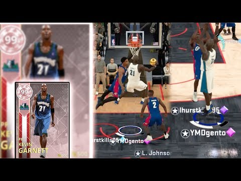 THIS 99 OVR CARD in MyTeam IS AMAZING!! My 1st PINK DIAMOND!! NBA 2k18 MyTeam Ep. 9