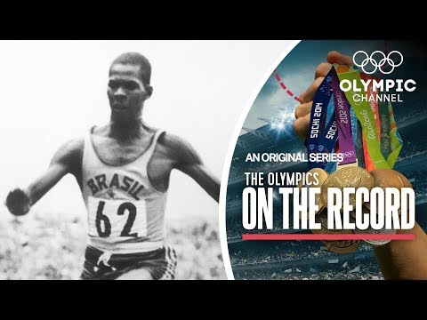 Brazil's First Ever Double Olympic Gold Medallist | The Olympics On The Record