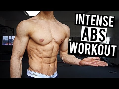 Intense Abs Workout Routine | 10 Mins Shredded Abs