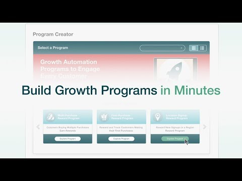 Growth Automation in Action - Build a Program in just Minutes