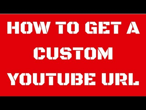 How to change custom url youtube | change youtube channel url