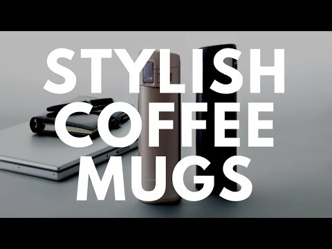 The Most Amazing Travel Coffee Mug & Thermos