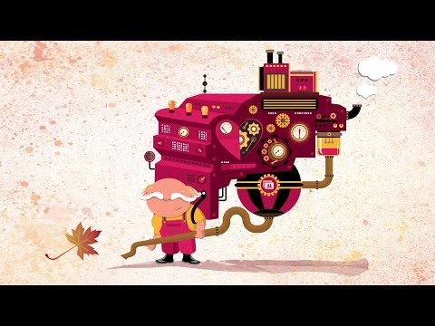 Golden Charter Character Design,  Illustration & Animation