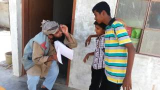 Mehboob baloch funny clip