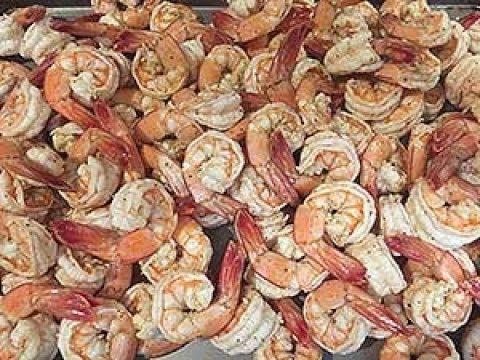 Old Bay Steamed Shrimp | Shrimp Cocktail