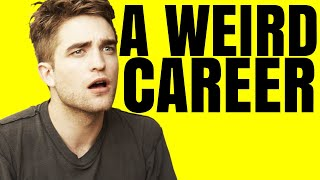 The Amazing Evolution of Robert Pattinson