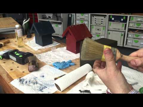 Simple tip for keeping your paintbrush bristles in good shape