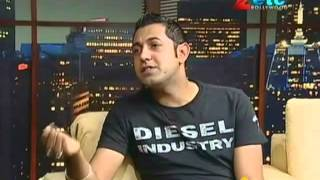 Gippy Grewal With Komal Nahta