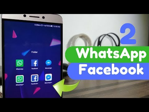 How to Install Dual Whatsapp & Facebook in 1 Android Device without Root [Official Method]