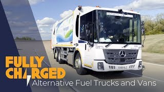 Download Alternative Fuel Trucks and Vans | Fully Charged Video