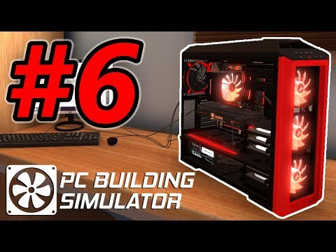 CHEAP CUSTOMERS are the WORST!! - PC Building Simulator Gameplay - Episode 6