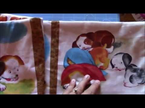 Making a Cloth Book