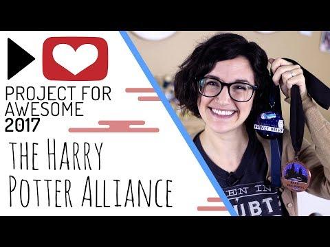 Harry Potter Alliance's Granger Leadership Academy!   P4A 2017   @laurenfairwx