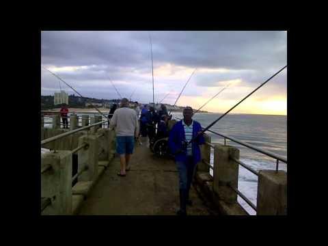 South Coast Fishing: Margate pier