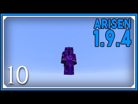 Minecraft Mods: ARISEN 1.9.4 Modpack | Simple Upgrades Dragon Armor | E10 (Modded Single-Player)