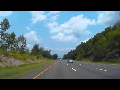 Beautiful Road Trip I-95N