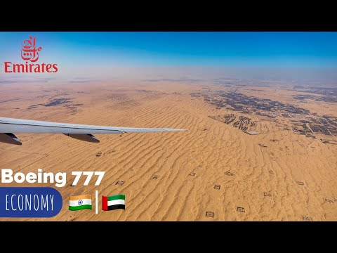 Emirates | Bangalore to Dubai | EK 565 | Flight Experience ✈