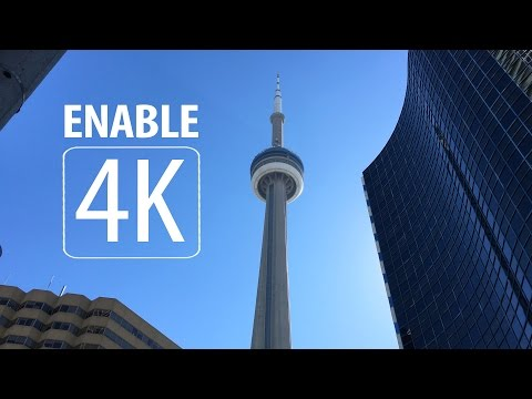 How To Enable 4K Video on the iPhone 6s & iPhone 6s Plus! (iPhone 6s 4K Video)