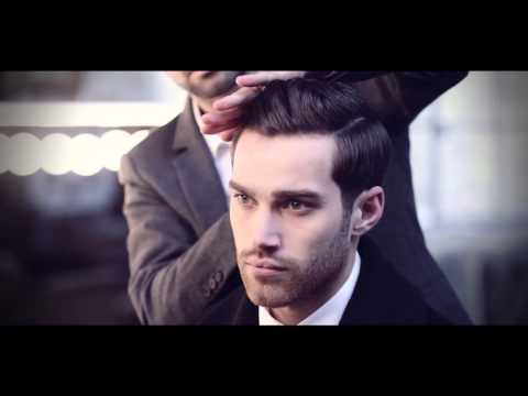 How to create the Mens Ultra-sleek Wet Look