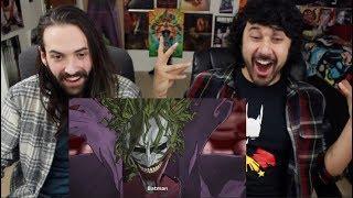 BATMAN NINJA -   ANIME TRAILER 2018 REACTION & REVIEW!!!