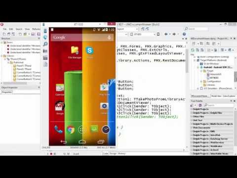 Gnostice - CodeRage 9 - Working with PDF and Office Documents using VCL & FireMonkey - Delphi