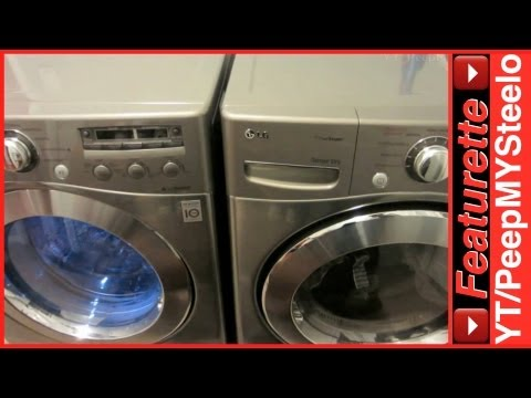 Best LG Washing Machines on Sale in Top Rated Washer & Dryer Combo Front Load Machine Pair Cheap