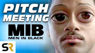 Men In Black Pitch Meeting