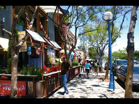 A Walk Down Santa Monica Blvd., West Hollywood aka