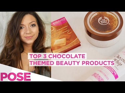 Top 3 Chocolate Themed Beauty Products | Beauty Report 3