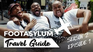 CHUNKZ, FILLY AND LV GENERAL IN THAILAND | FOOTASYLUM TRAVEL GUIDE: SOUTHEAST ASIA | EPISODE 1