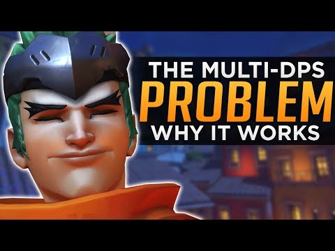 Overwatch: The Multiple DPS Problem - Why it Works!