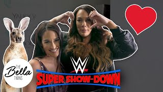 Nia Jax wants to join Ronda Rousey and Nikki at WWE Super Show-Down!?