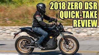 2018 Zero Dsr Quick Take