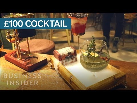 This WW2-Themed Bar Serves A $140 Cocktail