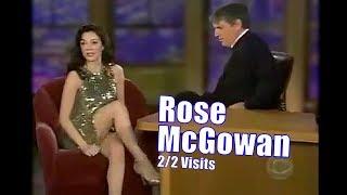 Rose McGowan - A.T.T.R.A.C.T.I.V.E  - 2/2 Visits In Chron. Order