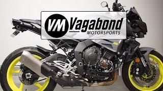 Yamaha MT 10 Woolich Racing Tune ECU flash and Dyno Tune