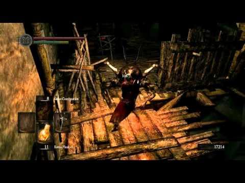 Cheesy Play's - Dark Souls Part 9