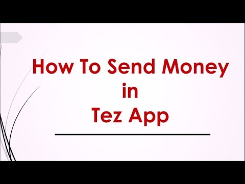 How To Send Money in Google Tez App | Tez Send and receive money across India