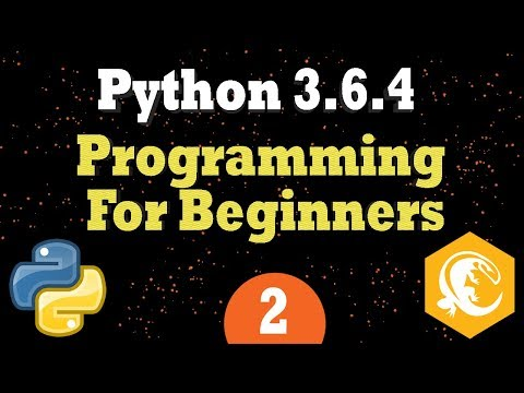 Python Statements & Expressions | Python 3.6 (Programming Tutorial For Beginners)