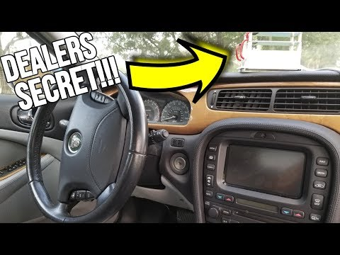 The Only REAL Way to Remove Cigarette & Smoke Smell From Your Car
