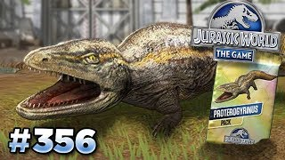 The Indoraptor Hybrid Tournament?!?   Jurassic World - The Game - Ep356 HD