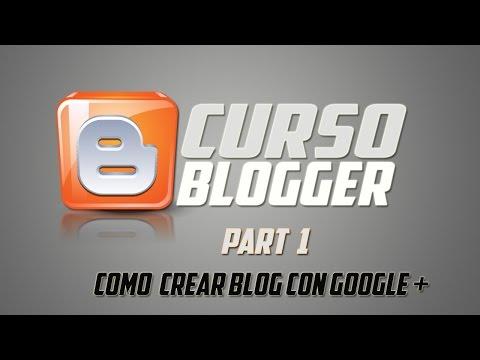 COMO CREAR UN BLOG ESTILO PAGINA WEB PART1