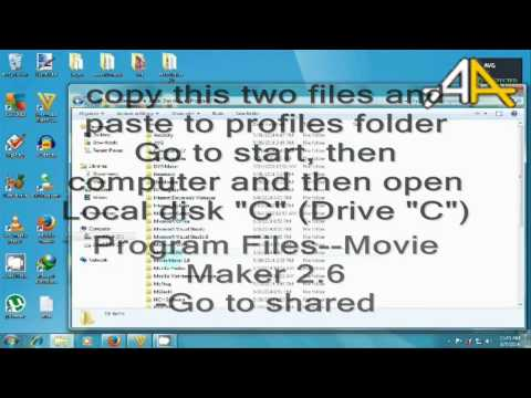 How To Make Windows Movie Maker 2.6 HD [With 720p and 1080p]