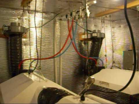 4000w Grow Room Liquid Cooled.wmv