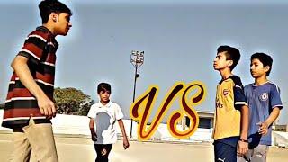 ENGLISH FOOTBALLER VS DESI FOOTBALLER | PRINCE VYNZ