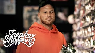Blake Griffin Goes Sneaker Shopping With Complex